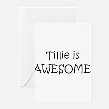 Unique Tillie Greeting Cards (Pk of 10)