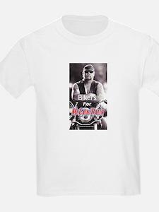 """Bikers For McCain"" T-Shirt"