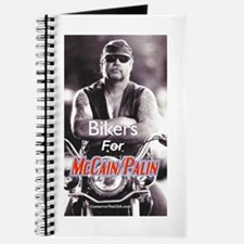 """Bikers For McCain"" Journal"
