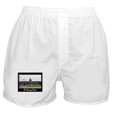 The Beauty of Paris Boxer Shorts