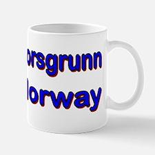 Norwegian kids Mug