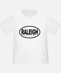 'RALEIGH' T