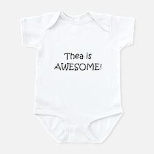 Cute Thea Infant Bodysuit