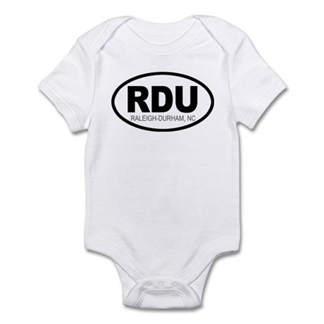 'Raleigh-Durham' Infant Bodysuit
