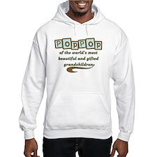 PopPop of Gifted Grandchildren Hoodie
