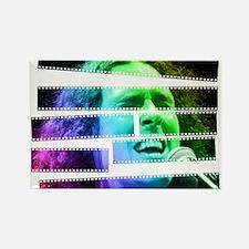 """""""Al on Film"""" Rectangle Magnet"""