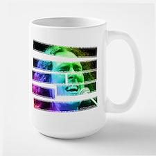 """""""Al on Film"""" Large Mug"""