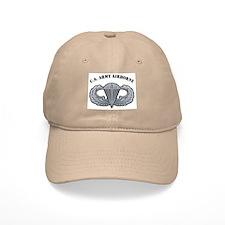 Basic Airborne Wings U.S. Arm Baseball Cap