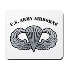 Basic Airborne Wings U.S. Arm Mousepad