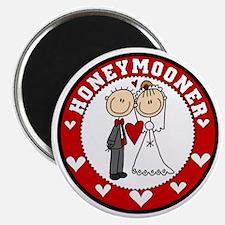 Honeymooner Magnet