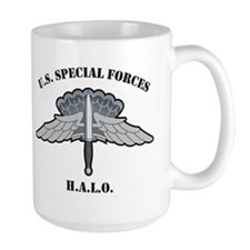 Basic HALO Wings U.S. Special Mug