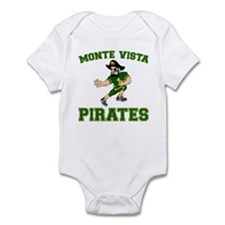 Monte Vista Infant Bodysuit