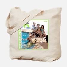 Cute Pool party birthday Tote Bag