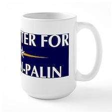 HOLLISTER for McCain-Palin Mug