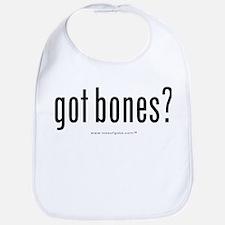 got bones? Bib