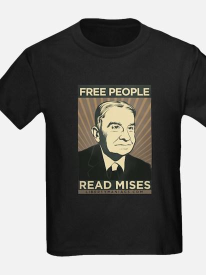 Free People Read Mises T