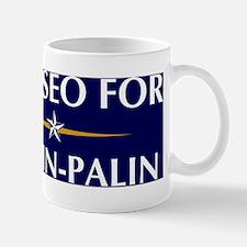 GENESEO for McCain-Palin Mug