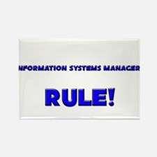 Information Systems Managers Rule! Rectangle Magne