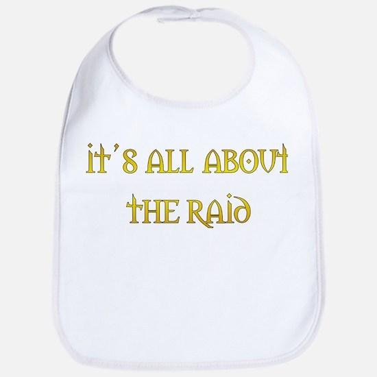 It's All About The Raid Bib