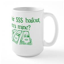 Bailout 2008 Mug