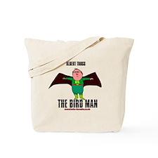 The Bird Man Tote Bag