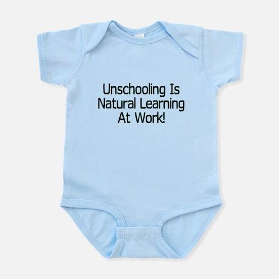 Unschooling Infant Bodysuit