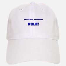 Industrial Engineers Rule! Baseball Baseball Cap