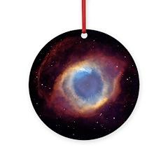 Eye of God Nebula Keepsake (Round)