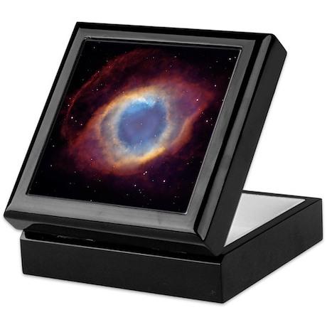 Eye of God Nebula Keepsake Box