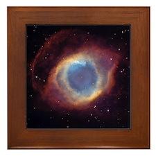 Eye of God Nebula Framed Tile