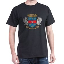 St. Barthelemy Coat of Arms T-Shirt