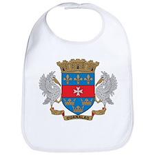 St. Barthelemy Coat of Arms Bib