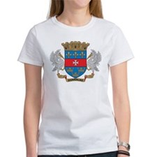 St. Barthelemy Coat of Arms Tee