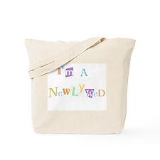 I'm a Newlywed Tote Bag