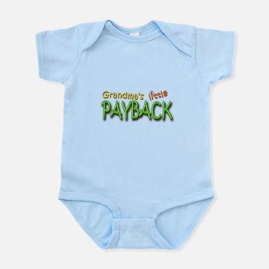 Grandma's Little Payback Infant Bodysuit