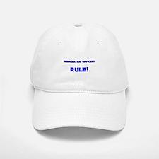Immigration Officers Rule! Baseball Baseball Cap
