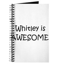 Funny Whitley Journal