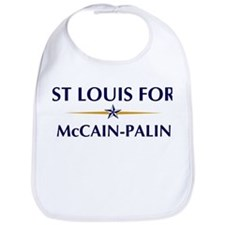 ST LOUIS for McCain-Palin Bib