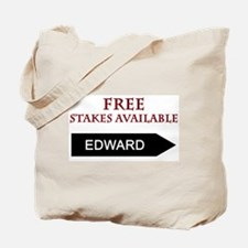 Free Stakes Available Tote Bag
