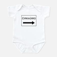 Detour Infant Bodysuit