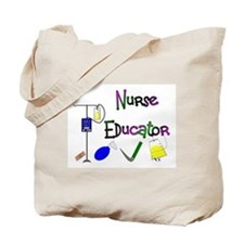 Nurse Educator Tote Bag