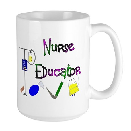 Nurse Educator Large Mug