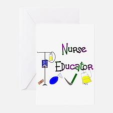 Nurse Educator Greeting Cards (Pk of 20)