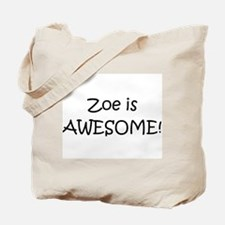 Cool Zoe Tote Bag