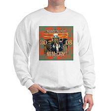 Anti McCain Scream Sweatshirt