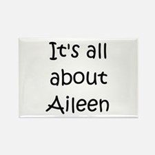 Cute Aileen Rectangle Magnet