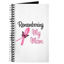 Remembering My Mom (BC) Journal