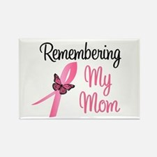 Remembering My Mom (BC) Rectangle Magnet