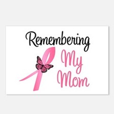 Remembering My Mom (BC) Postcards (Package of 8)