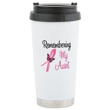 Remembering My Aunt (BC) Travel Mug